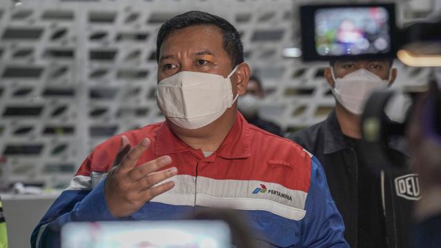 Pertamina: Masyarakat Sekitar Tak Terdampak Insiden Tangki Kilang Cilacap (308443)