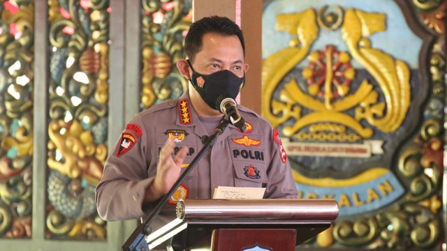 Perintah Lengkap Kapolri soal Pengamanan Aksi di Sela Kunker Jokowi (1233848)