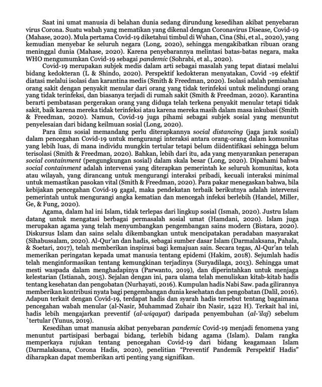 Pengertian dan Contoh Latar Belakang Masalah (124066)