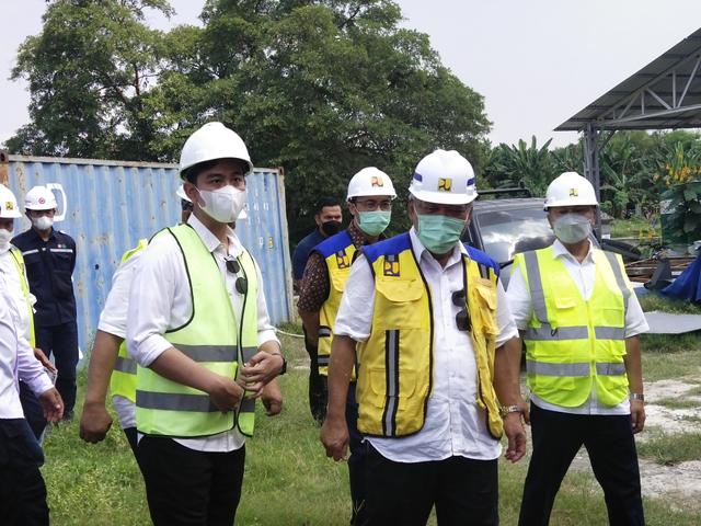 Menteri Basuki Jamin Kali Pepe Solo Bebas Banjir (2473)