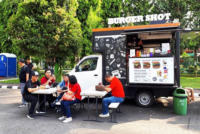 4 Wisata Kuliner Berkonsep Food Truck di Kota Malang  (368558)