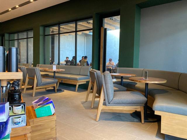 Starbucks Hadirkan Cabang ke-3 di Bandar Lampung, Berlokasi di Jalan Antasari (1)