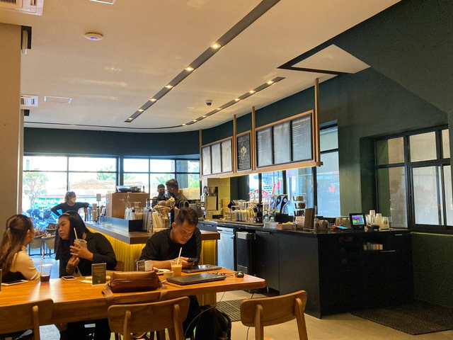 Starbucks Hadirkan Cabang ke-3 di Bandar Lampung, Berlokasi di Jalan Antasari (3)