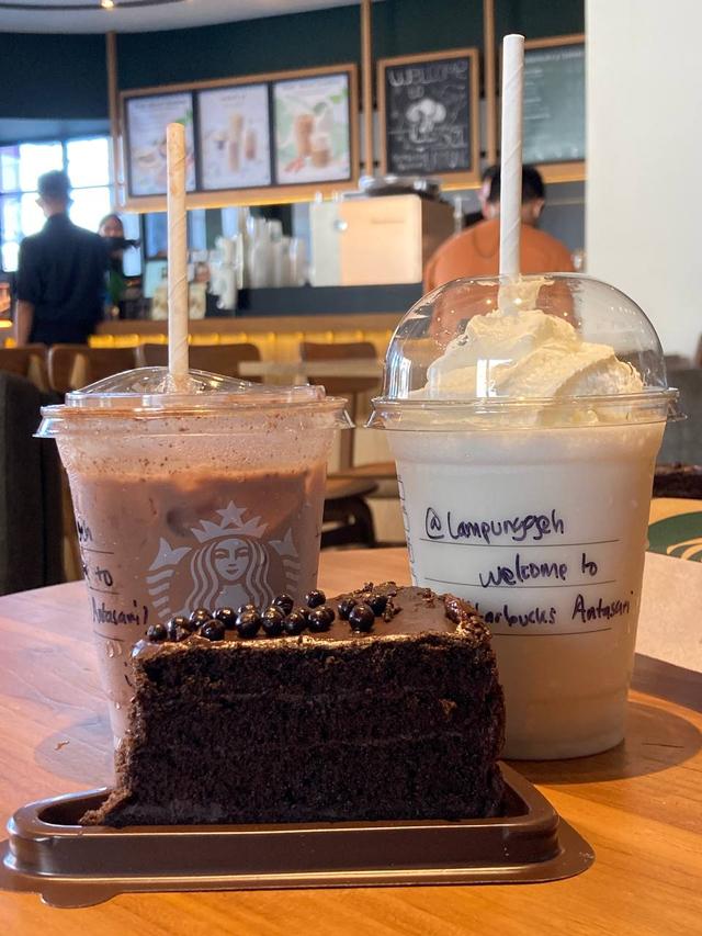Starbucks Hadirkan Cabang ke-3 di Bandar Lampung, Berlokasi di Jalan Antasari (7)