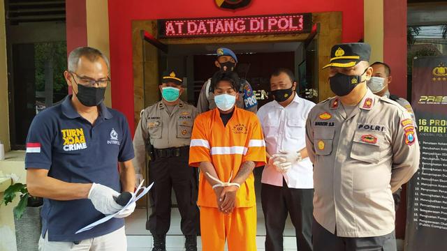 Polisi Bongkar Jaringan Pengedar Pil Koplo di Malang (396640)