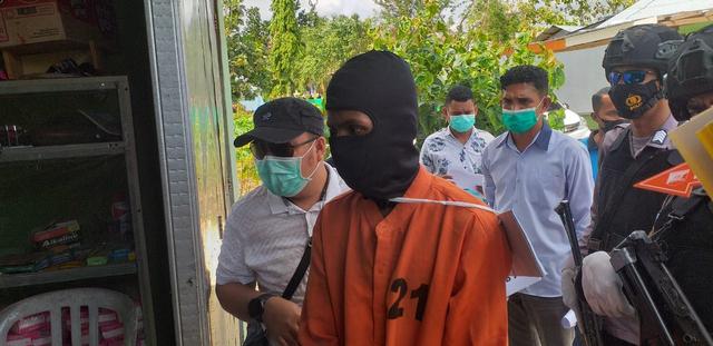 Bayi 1 Tahun Dicabuli Mahasiswa Kupang (564291)
