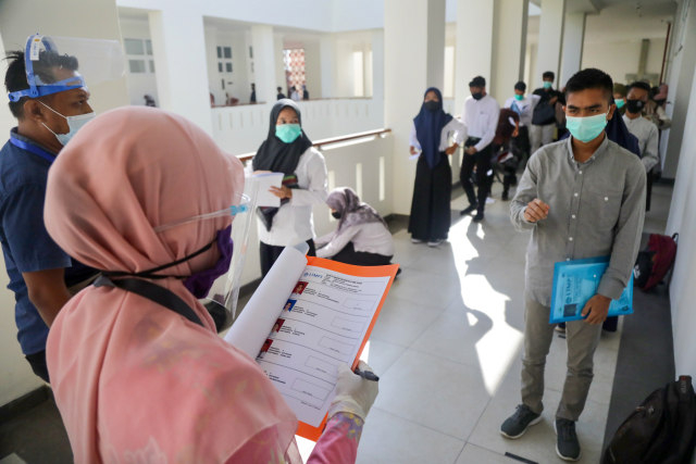 Pengumuman SBMPTN 2021: Sebanyak 3.625 Peserta Dinyatakan Lulus di USK Aceh (13709)
