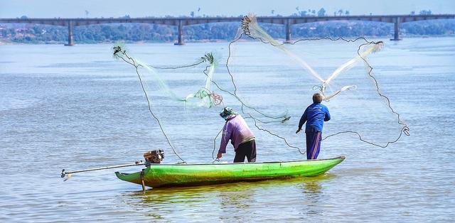 Ancaman Ambisi Laos dan Hilangnya ASEAN di Sungai Mekong (9972)