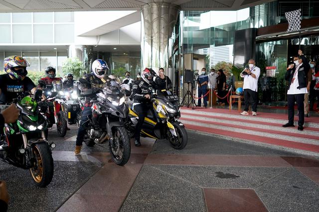 Touring Motor Berperan Bangkitkan Sektor Ekonomi Pariwisata (281556)