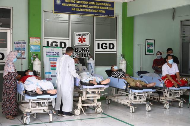 Epidemiolog: Jika Tak Ada Pengetatan, 1-2 Minggu Lagi Faskes Kolaps (226319)