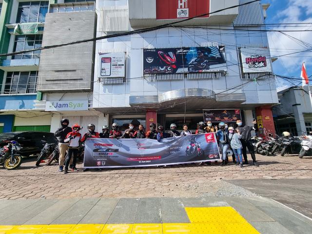 Komunitas Honda Kalbar Touring ke Kahyangan Resort Bengkayang (279689)
