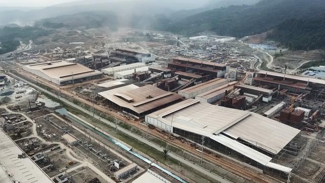 IWIP Mulai Bangun Konstruksi Pabrik Bahan Baterai Kendaraan Listrik (332329)