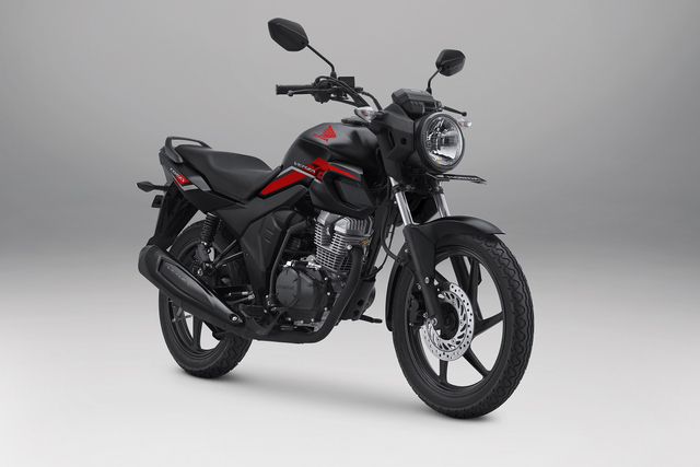 Honda CB150 Verza Berseragam Baru, Harga Tetap Lebih Murah dari Vario (1273800)