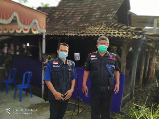Kisah Desa Percontohan Penanganan Corona di Boyolali Berjibaku Lawan Pandemi   (29764)