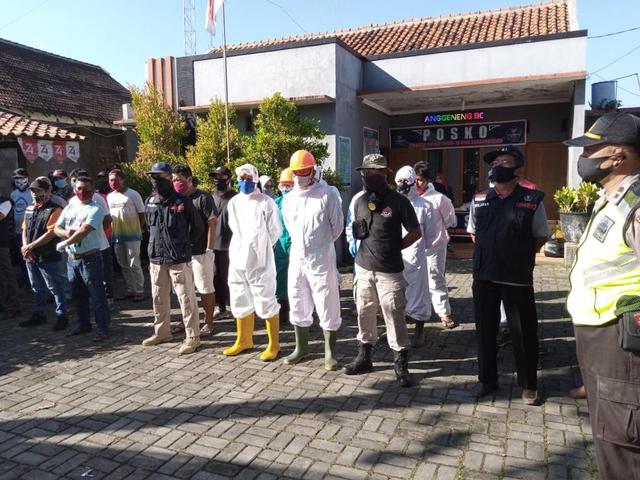 Kisah Desa Percontohan Penanganan Corona di Boyolali Berjibaku Lawan Pandemi   (29761)