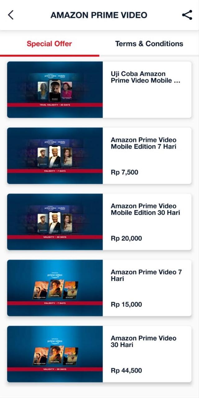 Cara Langganan Streaming Amazon Prime Video Pakai Paket Telkomsel (553309)