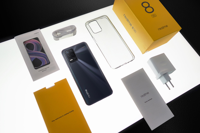 Realme 8 5G Rilis di Indonesia, Ini Spesifikasi dan Harganya (13300)