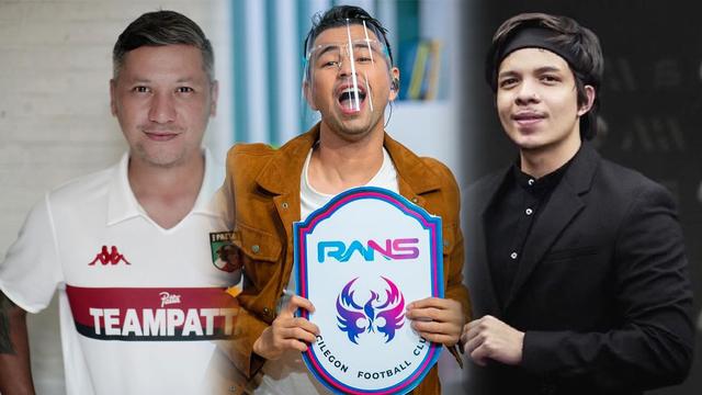 Deretan Selebriti yang Akuisisi Klub Sepak Bola Indonesia   kumparan.com