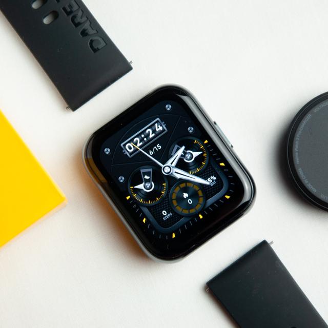 Review realme Watch 2 realme Watch 2 Pro: Smartwatch Milenial Baterai Super Awet (214518)