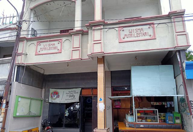 Ponpes Jeha, Tempat Ngaji Anak-anak Dolly yang akan Tutup karena Sewa Rp 50 Juta (6644)