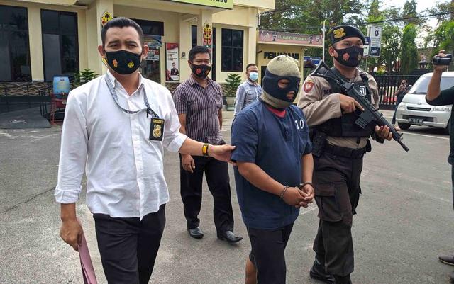 Khawatir Ada Korban Lain, Polisi Terus Dalami Kasus Dukun Cabul di Kotim (66638)