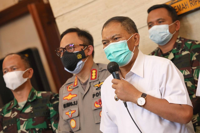Indikator Kesehatan Menurun, Kota Bandung Nyaris Masuk Zona Merah (458687)