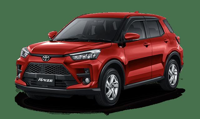 Toyota Punya Program Cicilan Ringan EZDeal, Angsuran Raize Cuma Rp 2 Jutaan (56992)