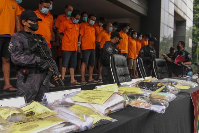 Belum 2 Bulan Sejak Jokowi Perintahkan Libas Pungli, Preman Priok Beraksi Lagi (498477)