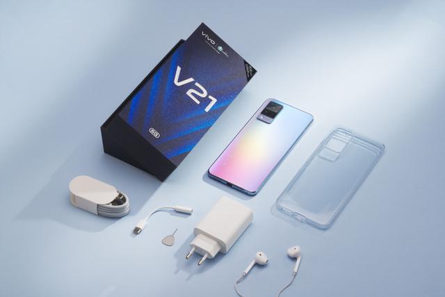 Review Vivo V21 5G: HP Tipis Tak Hanya Jago di Kamera (568660)