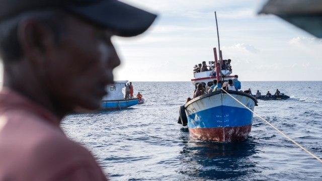 Empat Penyelundup Rohingya ke Aceh Divonis 5 Tahun Penjara (272158)