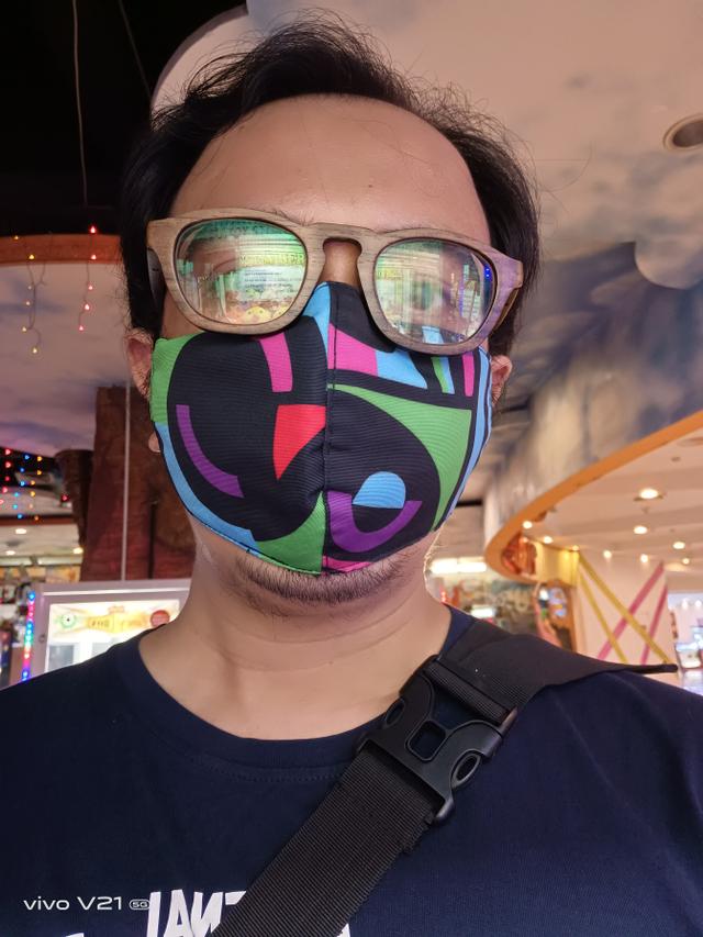 Review Vivo V21 5G: HP Tipis Tak Hanya Jago di Kamera (568677)