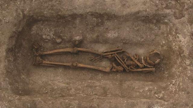 Peneliti Ungkap Praktik Pemakaman Mengerikan Abad Pertengahan Awal di Eropa (26664)