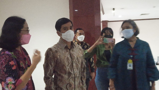 Wamenkes: RSUP Sanglah Bakal Jadi Destinasi Medical Tourism untuk Kecantikan (29592)