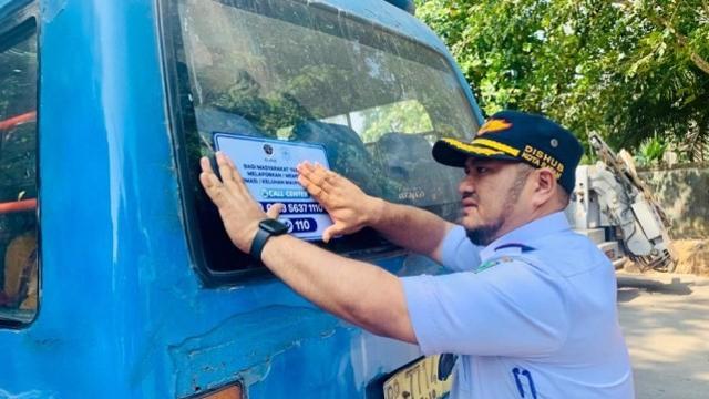 Dishub: 1.996 Angkutan Umum di Batam Tak Layak Operasi (61793)