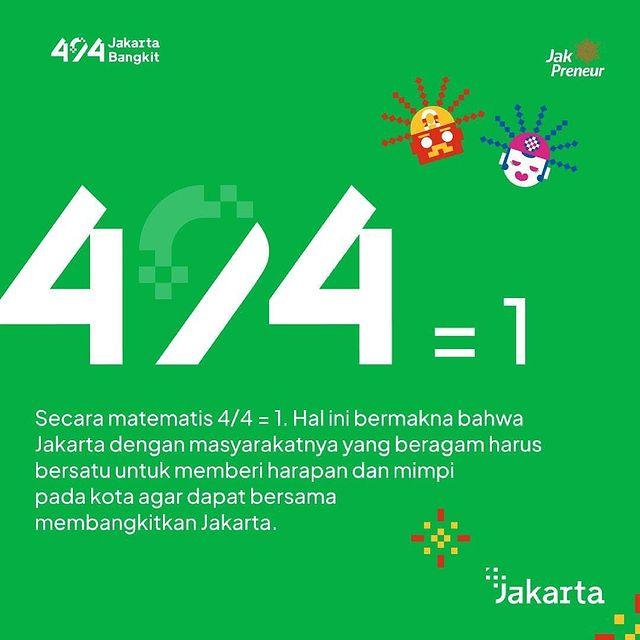 Rangkaian Acara Ulang Tahun Jakarta 22 Juni 2021: Kelas hingga Malam Apresiasi (926775)