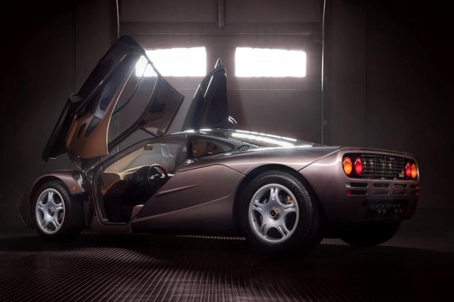 McLaren F1 Dilelang, Harga Diperkirakan Capai Rp 210 Miliar (613373)