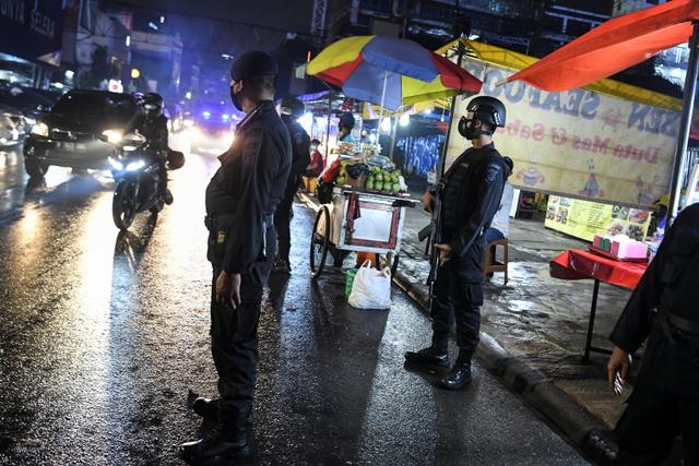 Catat, Ini 10 Ruas Jalan di Jakarta yang Akan Dibatasi Mulai Malam Ini (183543)