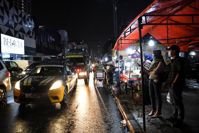 Mulai Malam Ini, Pengguna Jalan di 10 Lokasi Jakarta Akan Dibatasi (51332)
