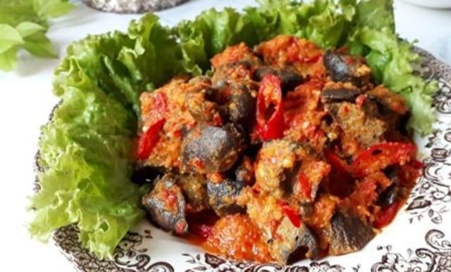 Resep Masakan Sehari Hari: Sambal Goreng Ati Ampela (205163)