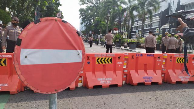 Ingat, Beberapa Ruas Jalan di Bandung Ditutup Mulai Jam 6 Sore! (279933)