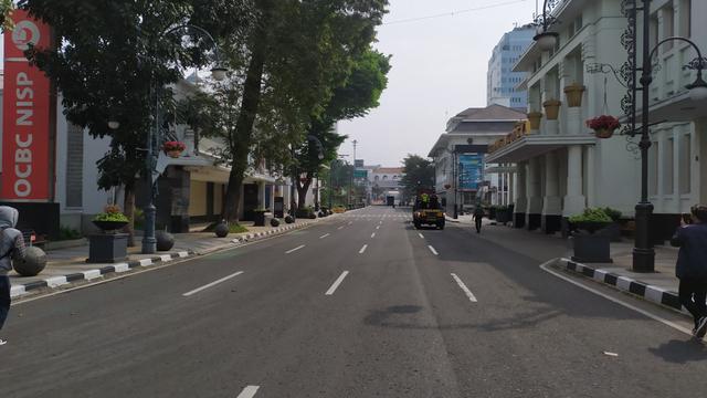 Ingat, Beberapa Ruas Jalan di Bandung Ditutup Mulai Jam 6 Sore! (279932)