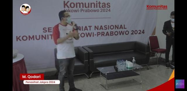 Jokpro 2024 Dorong Jokowi 3 Periode (194991)