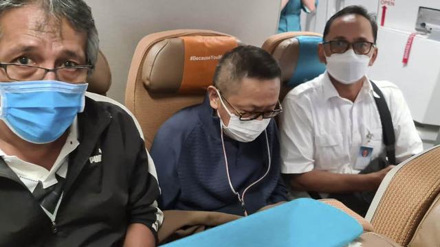 BREAKING NEWS: Buron Illegal Logging, Adelin Lis, Dideportasi ke Jakarta (54833)