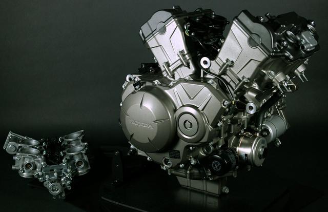 Jegal Ducati, Honda Siapkan Moge Bermesin V4 di 2023, Apa Modelnya? (580258)