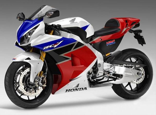 Jegal Ducati, Honda Siapkan Moge Bermesin V4 di 2023, Apa Modelnya? (580256)