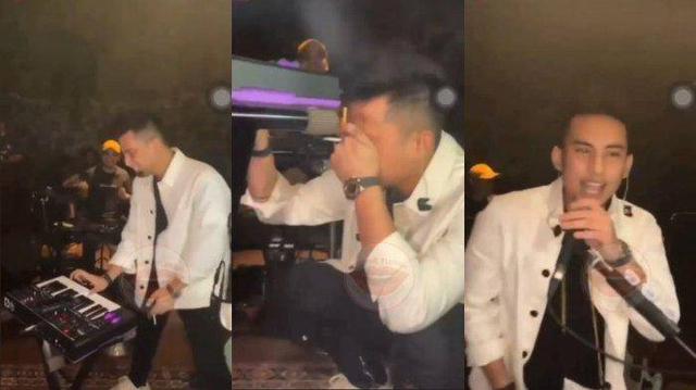 Niko Al Hakim Kepergok Galau saat Bawakan Lagu Terlalu Cinta, Gagal Move On? (300645)