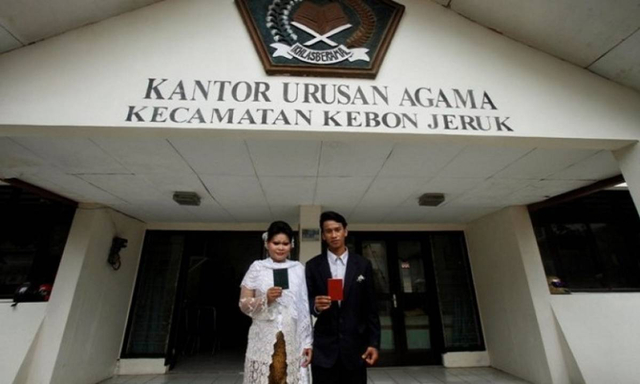 Tata Cara Nikah di KUA Terbaru, Ketahui Syarat hingga Biaya di 2021 (821115)