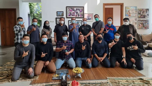 Kalah PSU Pilgub Kalsel, Denny Indrayana Kembali Gugat ke MK (260197)
