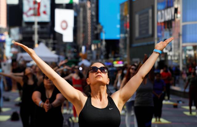 Rayakan Hari Yoga Sedunia, Simak Fakta-faktanya Berikut Ini! (270487)
