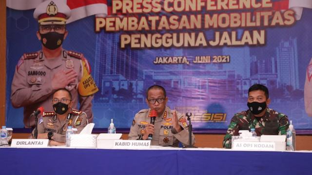 Polisi Ultimatum Lagi Pemilik Perusahaan: Paksa Pegawai WFO, Kami Tindak (229053)